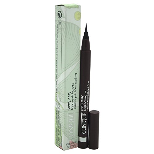 Clinique Pretty Easy Liquid Eyelining Pen - Penna Eyeliner Precisione Estrema 02 Brown