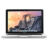 "Apple MacBook Pro 13"" MD313LL/A / Intel Core i5 2.4 GHz / RAM 8 GB / 500 GB HDD / Tastiera qwerty UK (Ricondizionato Certificato)"