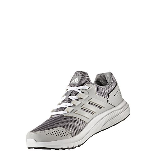 adidas Damen Galaxy 4 Laufschuhe Grau (Grey Three/grey Two/footwear White)