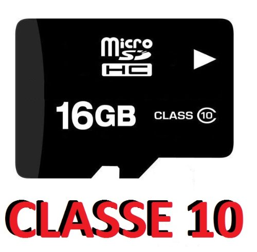 KGC_DOO MICRO SD 16GB OEM scheda di memoria CLASSE 10