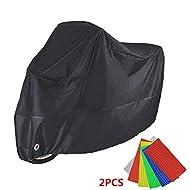 Moto Cover -Un perfetto protettore per le tue moto! Il telocopriauto puo' protegge la Sua moto dalla sostanza inquinante、il raggio ultravioletto、il polvere、il fungo、la neve、la pioggia e il guano, e protegge la tua moto. Specifiche: Colore: nero. Peso...