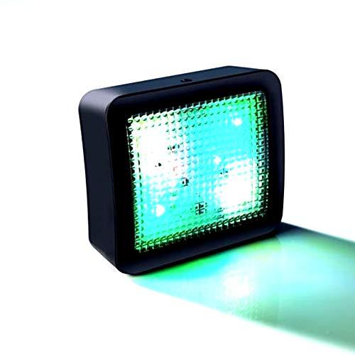 TV Simulator Einbruchschutz TV-Imitator LED Einbrecher Abschreckung Fernseher Attrappe Fernsehlicht Täuschung