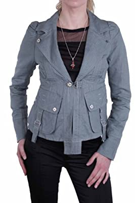 Diesel Ladies Jacket - Blazer Jacket - Expor - Green