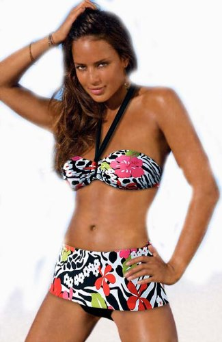krempel di bikini a fascia misura 38���46�Coppa B C nuovo N. 387, Donna, 40