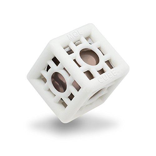 MOLLIK Cube Home | Reduzierung Kalk Beläge, Rostflecken, Glasbrand und unangenehme Gerüche in Spülmaschine Kaffeemaschine Waschmaschine und Vollautomat | Innovative Katalysatortechnik ohne Chemie | min. 3 Jahre verwendbar