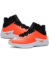promo code fd8a8 11089 RoadRomao Zapatillas de Baloncesto Antideslizantes para Hombre Zapatillas  Antideslizantes para Hombre Zapatillas Deportivas al Aire…