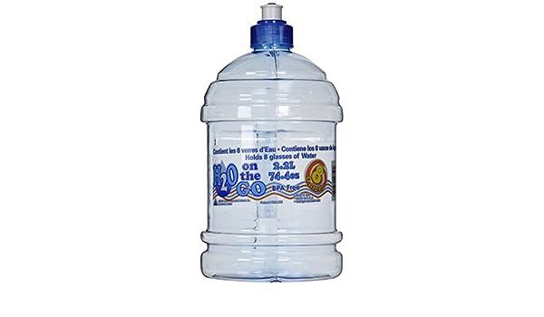 Arrow Plastics Manufacturing C00750 H2o On The Go Beverage Bottle