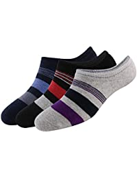 Trasa Unisex Inside Terry Cushion Cotton Low Cut Loafer Socks - (6-10 UK/India) Pack of 3