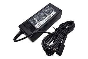 AC Adaptateur secteur pourAcer Aspire PA-1650-80 chargeur ordinateur portable, adaptateur, alimentation(avec garantie 12 mois et câble d'alimentation européen)