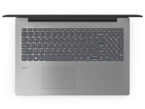 Lenovo Ideapad 330 Intel Core i7 8th Gen 15.6-inch Laptop (8GB/1TB HDD/Windows 10 Home/4GB Nvidia Graphics/Onyx Black/2.2kg), 81DE012TIN