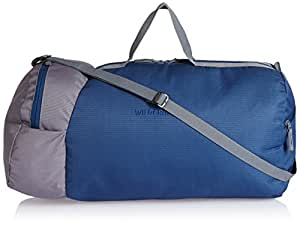 Wildcraft Polyester 23 LTR Blue Gym Bag (Active)
