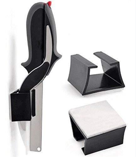 Hochwertige 2in 1Clever Cutter, Cutting Board Schere AS SEEN ON TV, Food Chopper Küchenmesser und Schneidebretter Complex - 5