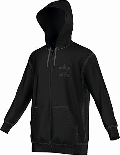 Adidas sweat-shirt de sport pour homme essentials - noir
