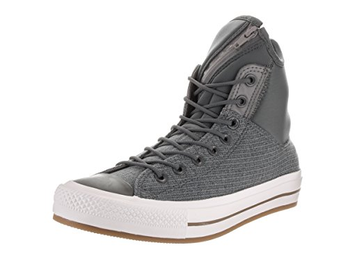 153629C CONVERSE SNEAKERS HIGH GRAY Gris