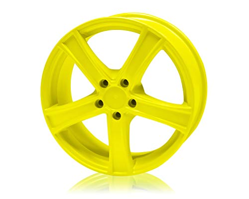 Foliatec 2094 Sprüh Folien 2er Set, neon gelb, 2er Set (2 x 400 ml)