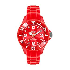 Ice-Watch Childrens Red Sili Forever Watch SI.RD.M.S.13