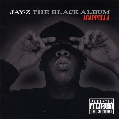 The Black Album-Acappella