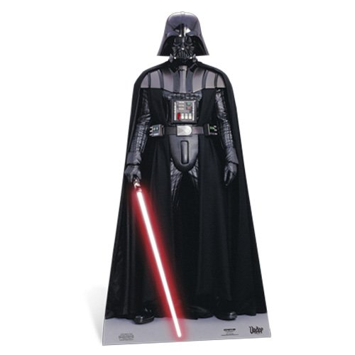 teller Darth Vader (Darth Vader Pappaufsteller)