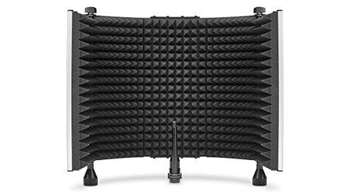 Marantz Professional SoundShield Portable Aufnahmeschallwand/Reflexionsfilter für Mikrofone