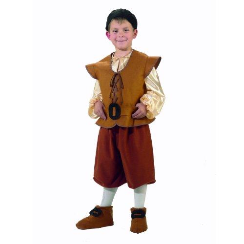 Mittelalterliches Bauern-Kostüm für (Kostüme Jungen Bauer)