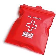 VAUDE Erste Hilfe First Aid Kit Bike Essential Waterproof, red/white, 30282