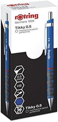 ROtring Tikky Portamine Portamine Portamine Calibrato, HB 0.5 mm, Confezione da 12 Pezzi, Blu | Discount  | In Linea  | qualità regina  35d306