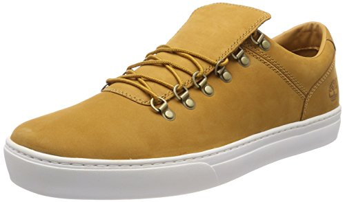 Timberland Men s Adv 2 0 Cupsole Alpine Ox Trainers  Brown  Wheat 231   7 UK 41 5 EU