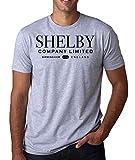 Shelby Company Limited Camiseta para Hombre XX-Large