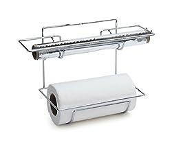 Disha Chrome Plated Mild Steel Easy Foil & Roll, 13X5.5X9.2, Chrome