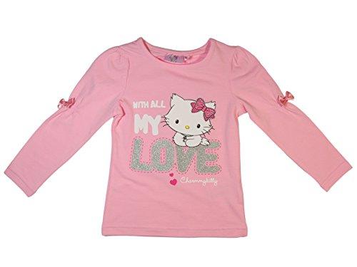 8cd646ec844c Charmmy Kitty oficial Camiseta para niña manga larga partir de 3