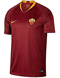 13cf701310437 Nike Breathe A.S. Roma Home Stadium T-Shirt