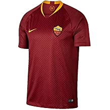 e20d5ba02 Camiseta de fútbol. Nike Breathe A.S. Roma Home Stadium T-Shirt