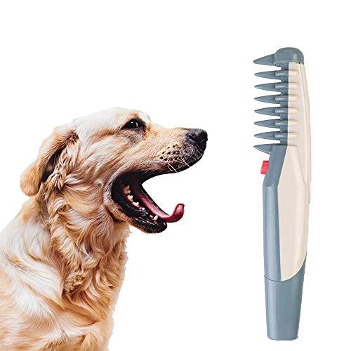 VISTANIA PET Elektrische Rasier Schere, Hund Liefert Hunde Haarbürsten, Beauty-Kämme