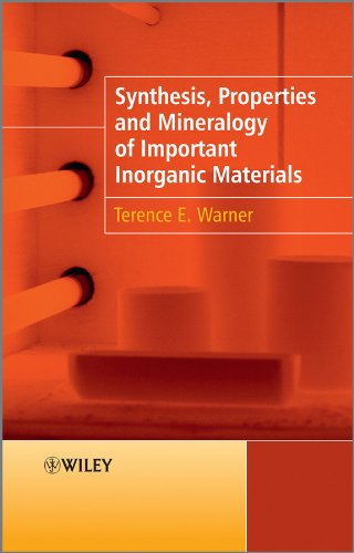 Synthesis, Properties and Mineralogy of Important Inorganic Materials (English Edition)