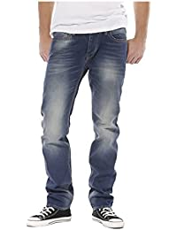 Japan Rags - Jeans JH611 - HANK BLUE - Homme