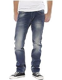 Japan Rags - Jeans JH611 - HANK BLUE - Homme