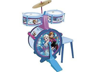 Disney Frozen - Set batería y Drums (Claudio Reig 5389) de Claudio Reig