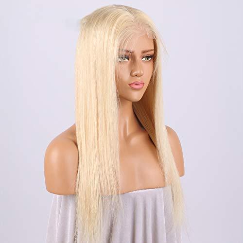 LONG&LONG #613 Spitze Front Menschliches Haar Perücken Pre Gezupft Mit Baby Haar Gerade 13x4 Spitze Front Perücken für Frauen Brasilianische Remy Haar,26INCH