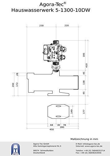 Agora-Tec® 5-1300-10DW - 4