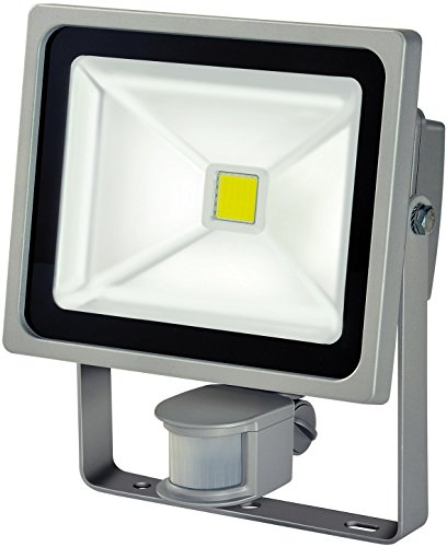 Brennenstuhl  1171250302  Chip LED Light L CN 130 PIR IP44 with PIR sensor 30W 2300lm Energy efficiency class A