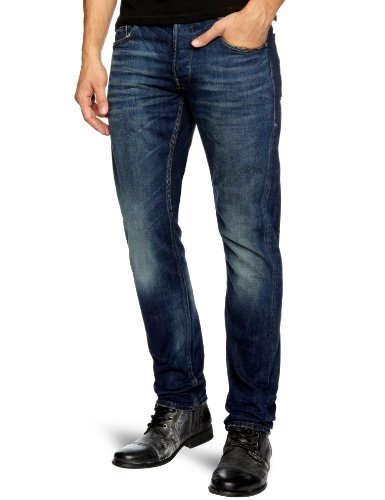 G-STAR RAW Herren Jeans New Radar Slim Blau (Medium Aged 4271)