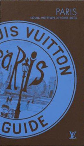 Paris City Guide 2013