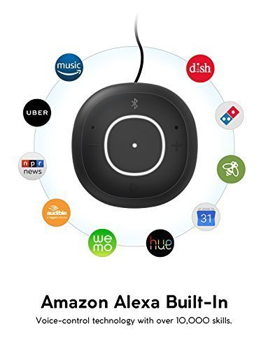 ZOLO Halo Smart Speaker with Amazon Alexa and Powerful Sound, Voice  Control, and Stream Amazon Music Unlimited, Spotify, TuneIn, iHeartRadio,  and
