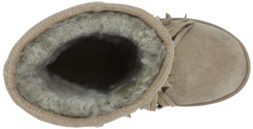 Koolaburra Savannity 10SAVF Damen Fashion Halbstiefel & Stiefeletten Beige (Seta ST)