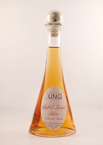 Jung, Venningen - Apfel-Zimt-Likör - 100 ml