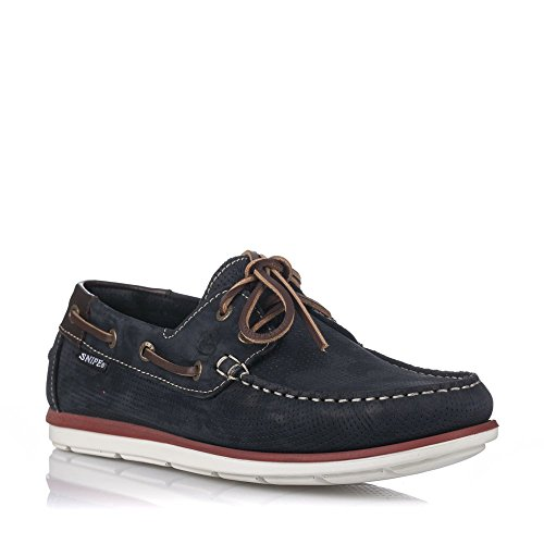 Zapatos Snipe 21261 - Azul