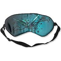 Sleep Eye Mask Explosion Lines Lightweight Soft Blindfold Adjustable Head Strap Eyeshade Travel Eyepatch preisvergleich bei billige-tabletten.eu