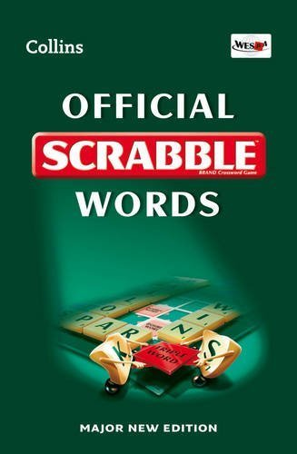 Collins Official Scrabble Words by aa vv (2012) Paperback