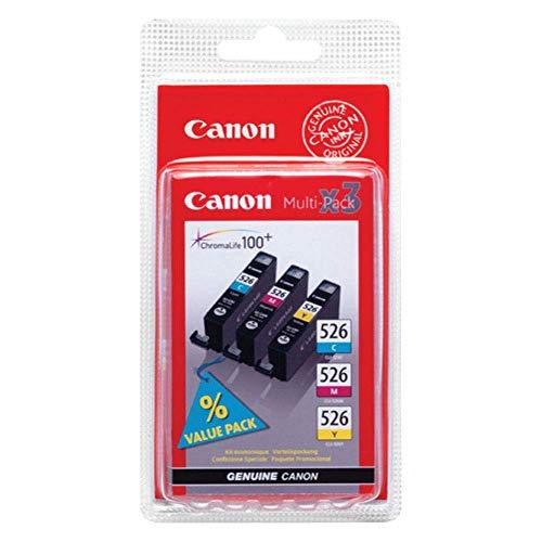 Canon CLI-526C/M/Y Multi-Pack cyan/magenta/yellow