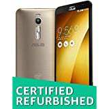 (Certified REFURBISHED) Asus Zenfone 2 ZE551ML (Gold, 32GB)